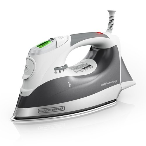 BLACK+DECKER D2030 Auto-Off Digital Advantage Iron