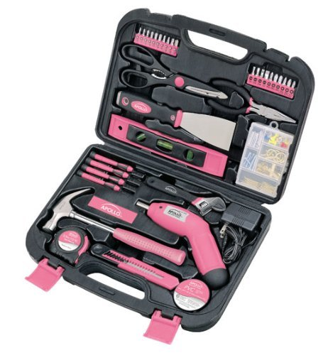 Apollo Precision Tools DT0773N1 Household Tool Kit