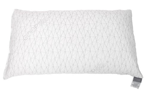 Coop Home Goods Shredded Hypoallergenic Foam Pillow