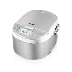 Philips Electric Multi-Cooker, Stainless