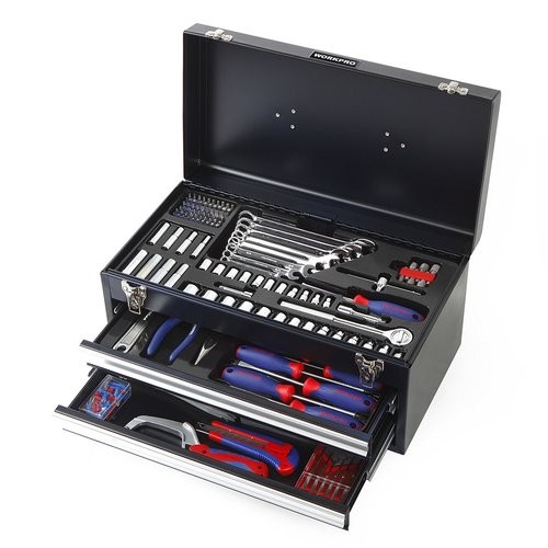 WORKPRO W009028A Mechanic Tool Kit