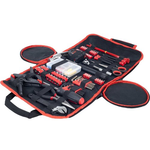 Stalwart 75-HT1086 Roll Up Tool Kit