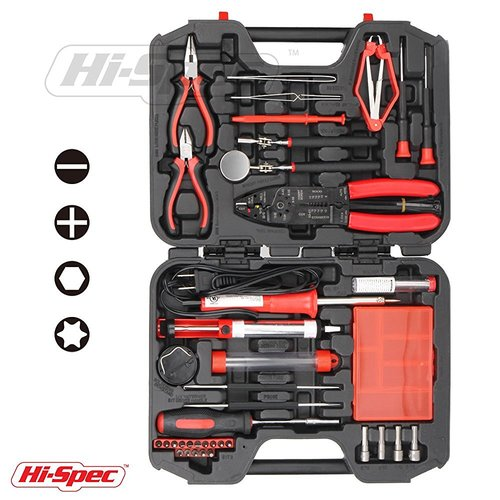 Hi-Spec Computer Electronics Repair Tool Kit