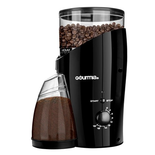 Gourmia Electric Burr Coffee Grinder