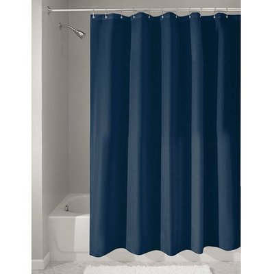 InterDesign Mildew-Free Shower Curtain