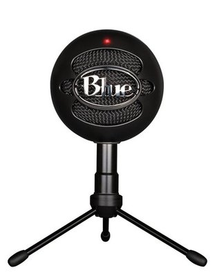 Blue Snowball iCe Condenser Microphone, Cardioid-Black