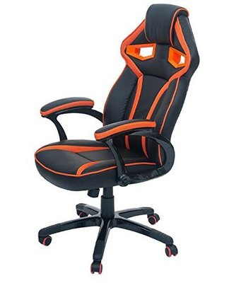 Merax Stylish Devil's Eye Series High-Back Gaming