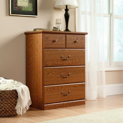Sauder Orchard Hills 4-Drawer Chest