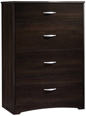 Sauder Beginnings 4-Drawer Chest