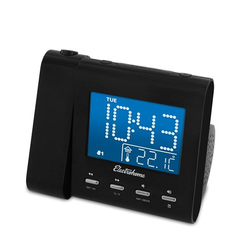 Electrohome Projection Alarm Clock