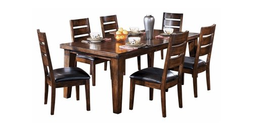 Ashley Furniture Signature Design Larchmont Dining Room Table