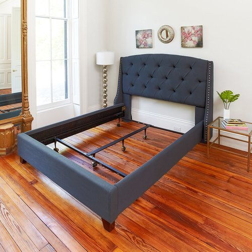 Classic Brands Hercules Universal Heavy-Duty Metal Bed Frame