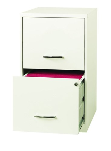 Space Solutions 2 Drawer File Cabinet