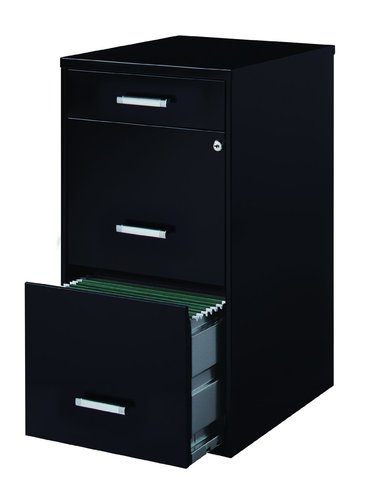 Space Solutions 3-Drawer File Cabinet