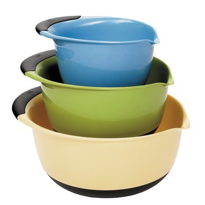 OXO Good Grips Mixing Bowl Set, 3 Pieces