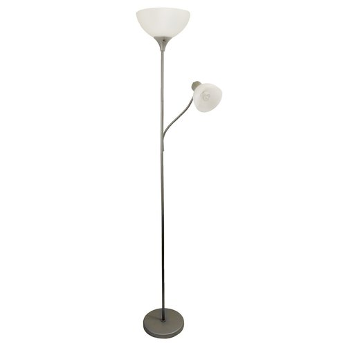 Simple Designs Home Upright Lamp