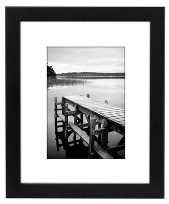 Americanflat 8x10 Black Picture Frame