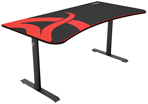 The Most Popular Gaming Desk in 2020: Arozzi Arena Gaming Desk