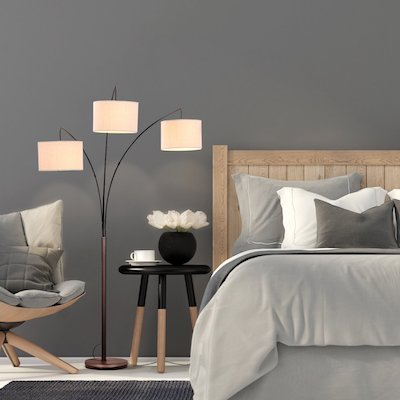 Best Floor Lamps - Brightech Trilage LED Floor Lamp