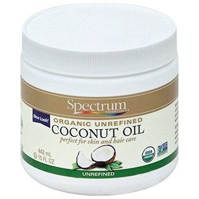 Spectrum Essentials Organic Coconut Oil