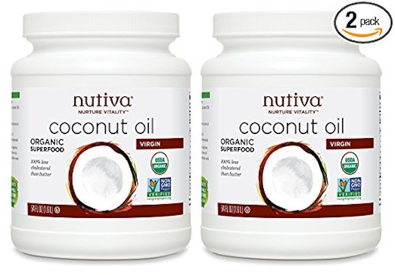Nutiva Organic, Virgin Coconut Oil from Fresh