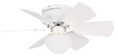 Litex BRC30WW6L Vortex 30-Inch Ceiling Fan
