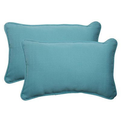 Pillow Perfect Indoor/Outdoor Forsyth Throw Pillow