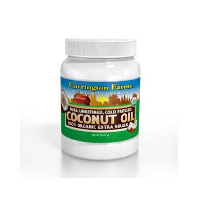 Carrington Farms Organic Coconut Oil – Packaging May Vary