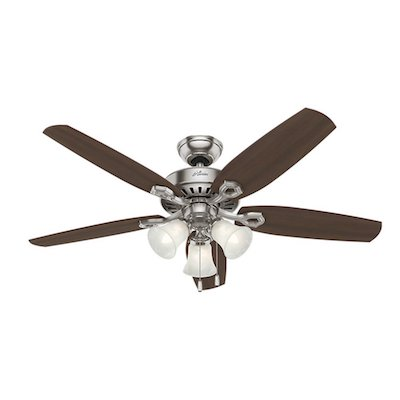 Hunter 53237 Builder Plus 52-Inch Ceiling Fan