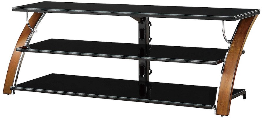 Whalen Furniture AVCEC65-TC Entertainment Stand