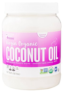 BetterBody Foods Virgin Organic Coconut Oil