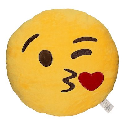 EvZ Cushion Stuffed Plush Soft Pillow