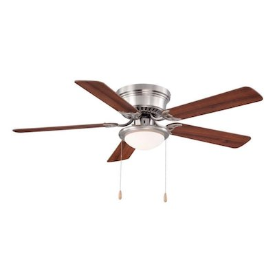 Hampton Bay Hugger Ceiling Fan by Hampton Bay
