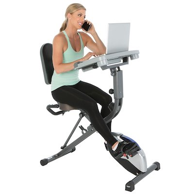Exerpeutic Work Fit 1000 Fully Adjustable Desk