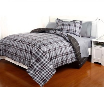 Dovedote Comforter and Matching Sheet Set for All Seasons