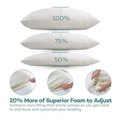 Pillows for Sleeping, Bed Pillow Memory Foam