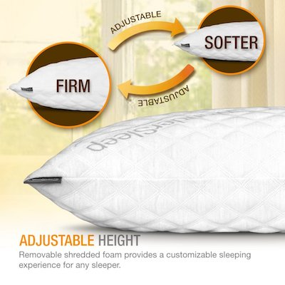 WonderSleep - Memory Foam Pillow