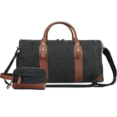 Oflamn Duffle Bag Travel Carry On Bag