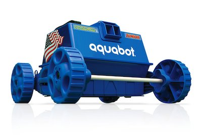 Aquabot APRVJR Pool Rover Junior Robotic Pool Cleaner