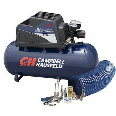 Air Compressor, Portable, (Campbell Hausfeld FP209499AV)