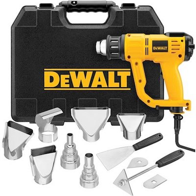 DEWALT D26960K Heavy Duty Heat Gun