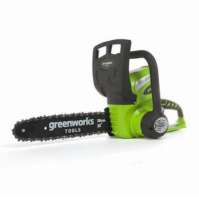 Greenworks Chainsaw, 20292