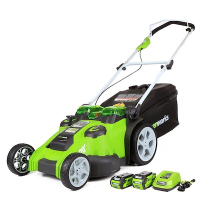 Greenworks Lawn Mower, 25302