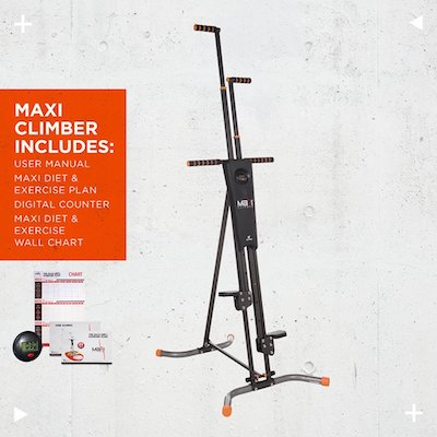 Maxi Climber – The original patented Vertical Climber