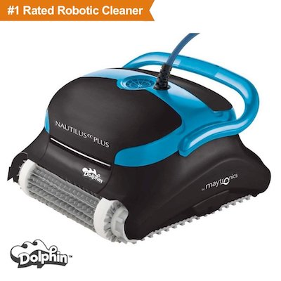 Dolphin Nautilus CC Plus Robotic Pool Cleaner