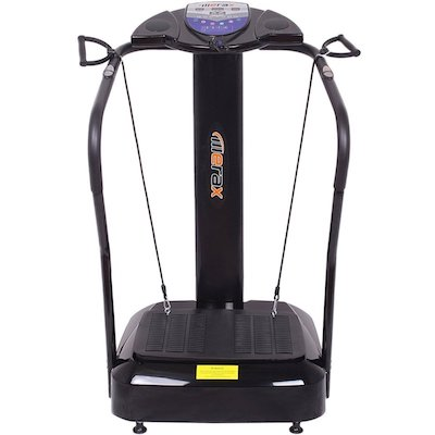 Merax Crazy Fit Vibration Platform Fitness Machine