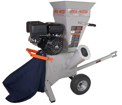 Brush Master CH4M17 Chipper Shredder