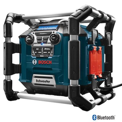 Bosch Power Box Jobsite Radio PB360C