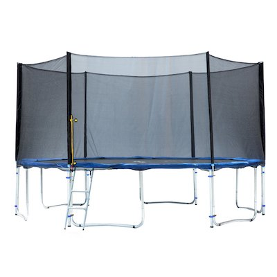 Exacme TUV Approved Trampoline with Safety Pad