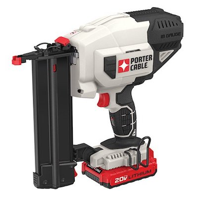 PORTER-CABLE PCC790LA  Cordless Brad Nailer Kit
